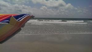 Beach heaven!